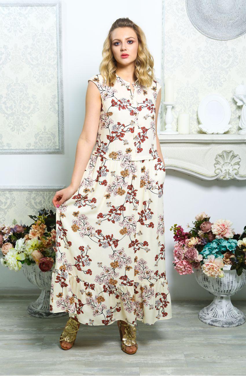 Платье 01.047-01